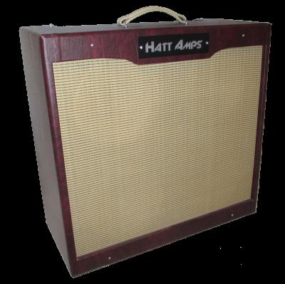 Hatt Amps Four-Stroke
